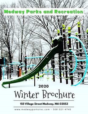 Medway Parks and Rec - Winter Brochure