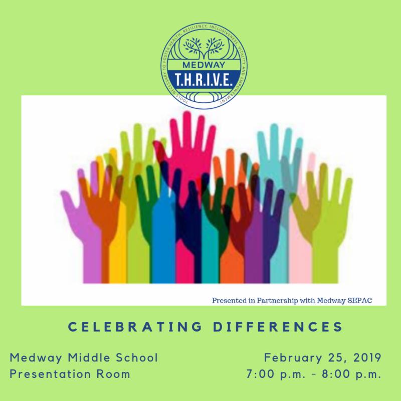 Medway T.H.R.I.V.E.-Celebrating Differences