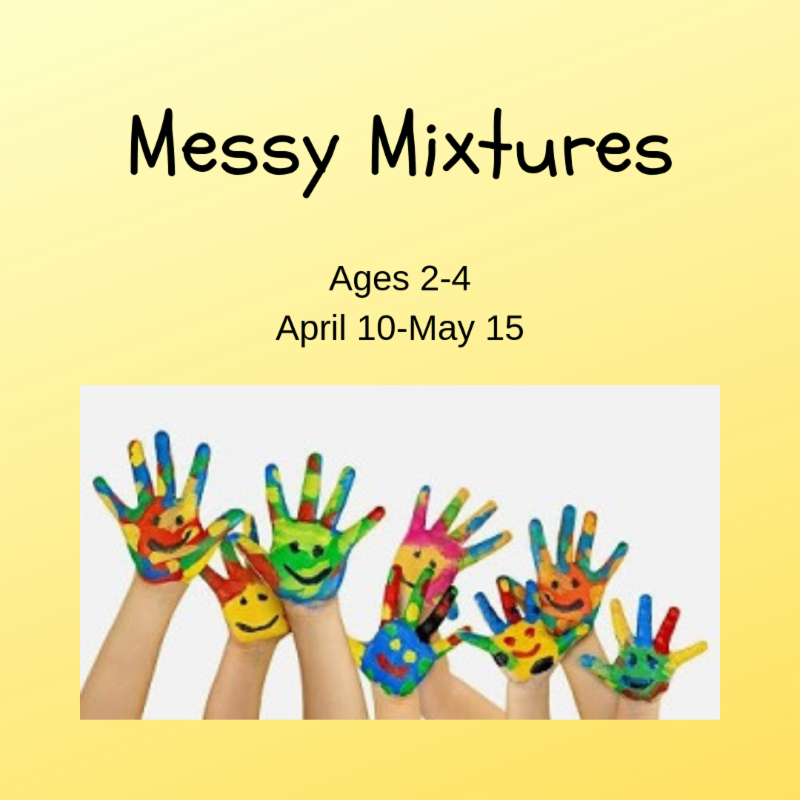 Medway Community Education - Messy Mixtures