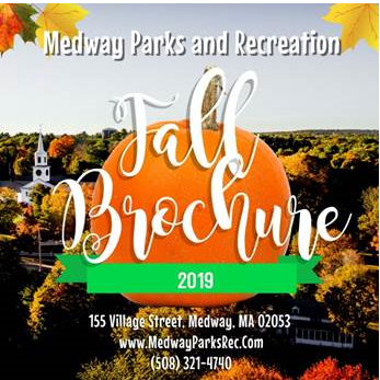 Medway Parks and Recreation Fall Brochure