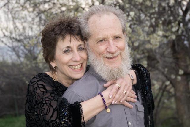 Nadya and Victor Gross