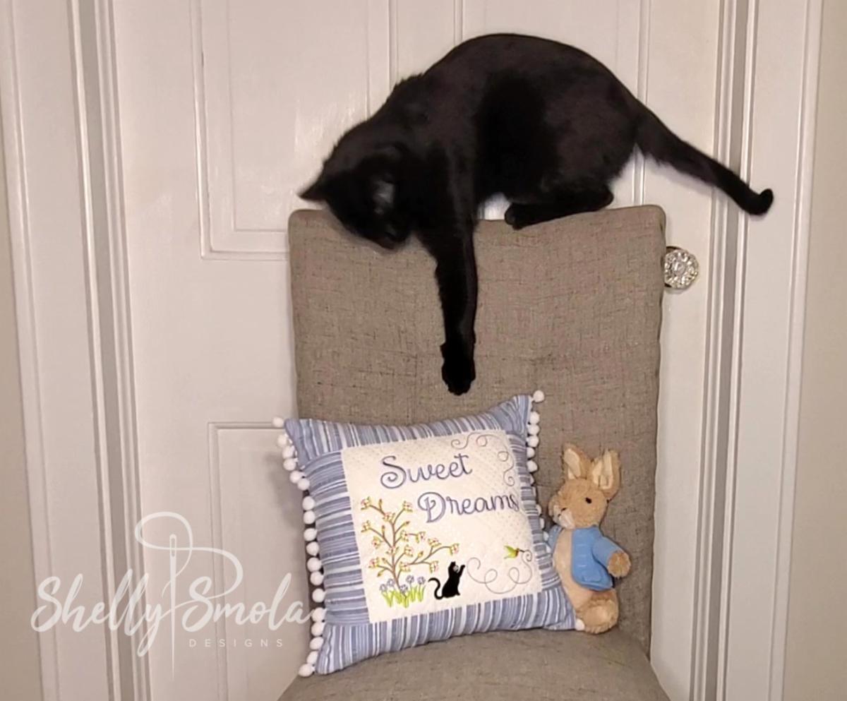 Sweet Dreams Pajama Bag by Shelly Smola