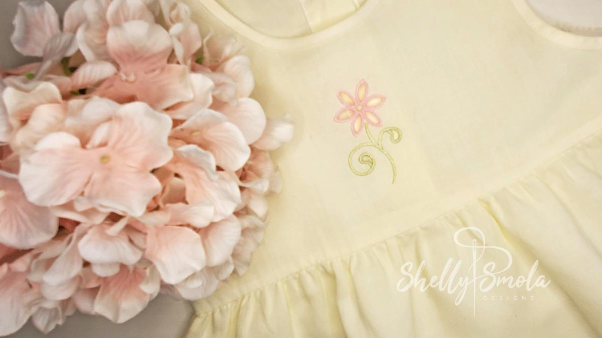 Daisy Cutwork by Shelly Smola