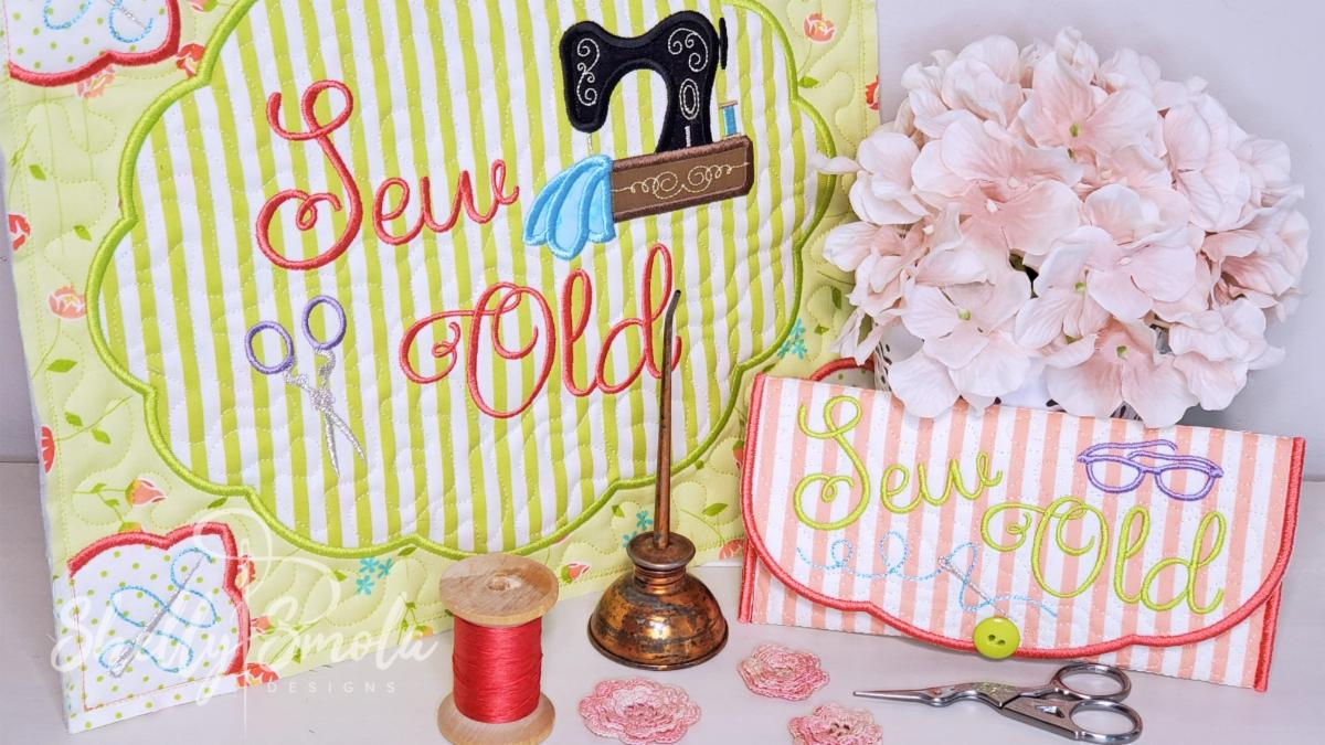 Sew Old by Shelly Smola