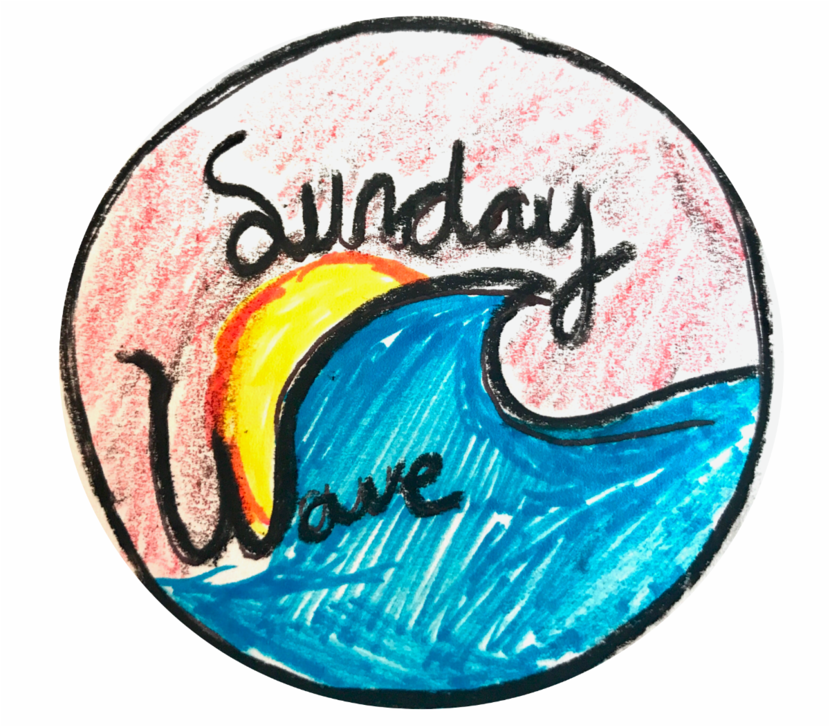 Sea Crest School Sunday Wave