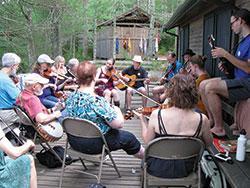 CDSS American Week at Pinewoods