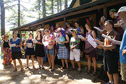 Harmony of Song _ Dance at Pinewoods