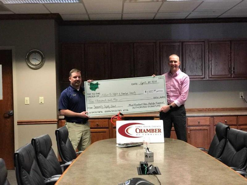 2018 Community Safety Grant Winner