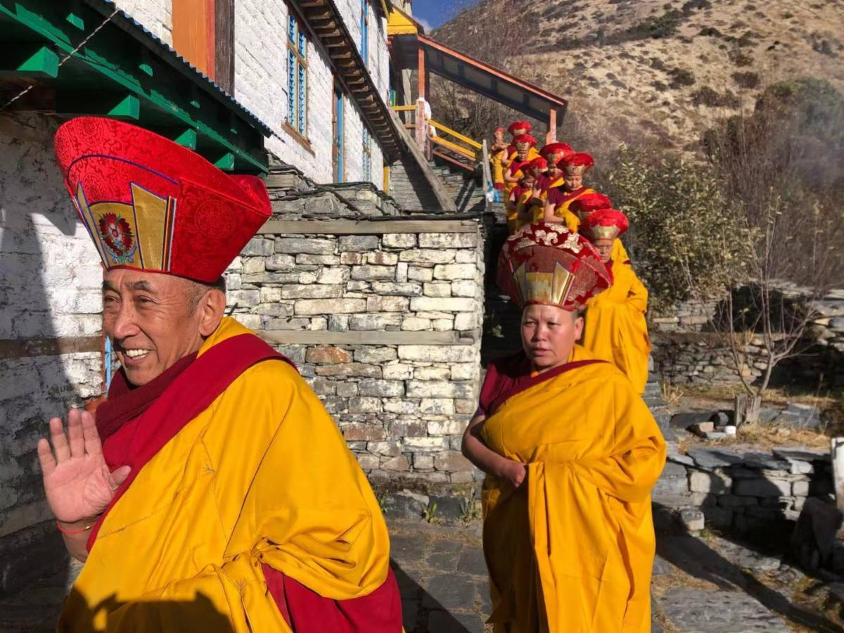Sher Gompa