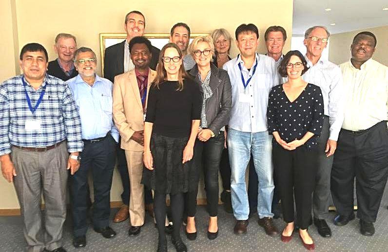 Leadership Team Meeting Brussels 2018