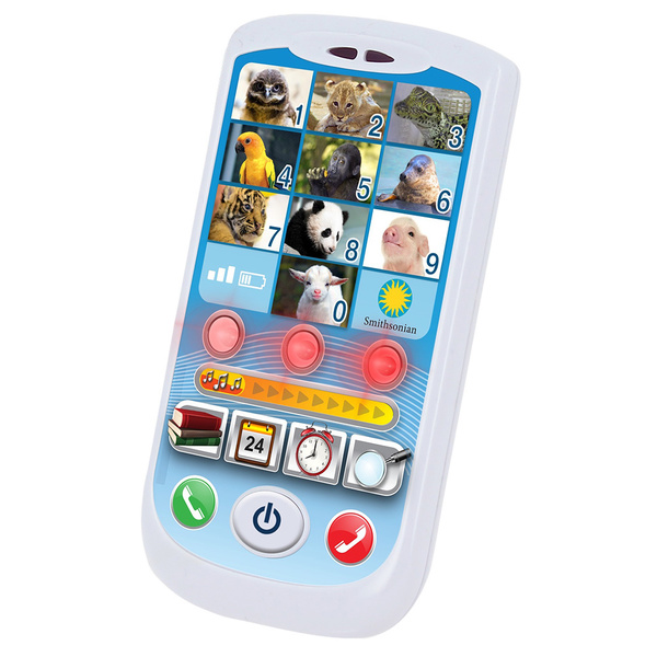 toy phone that makes animal sounds