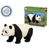 panda puzzle in box
