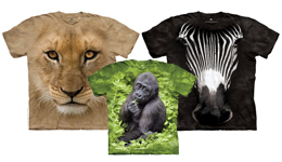 t-shirts with animal prints