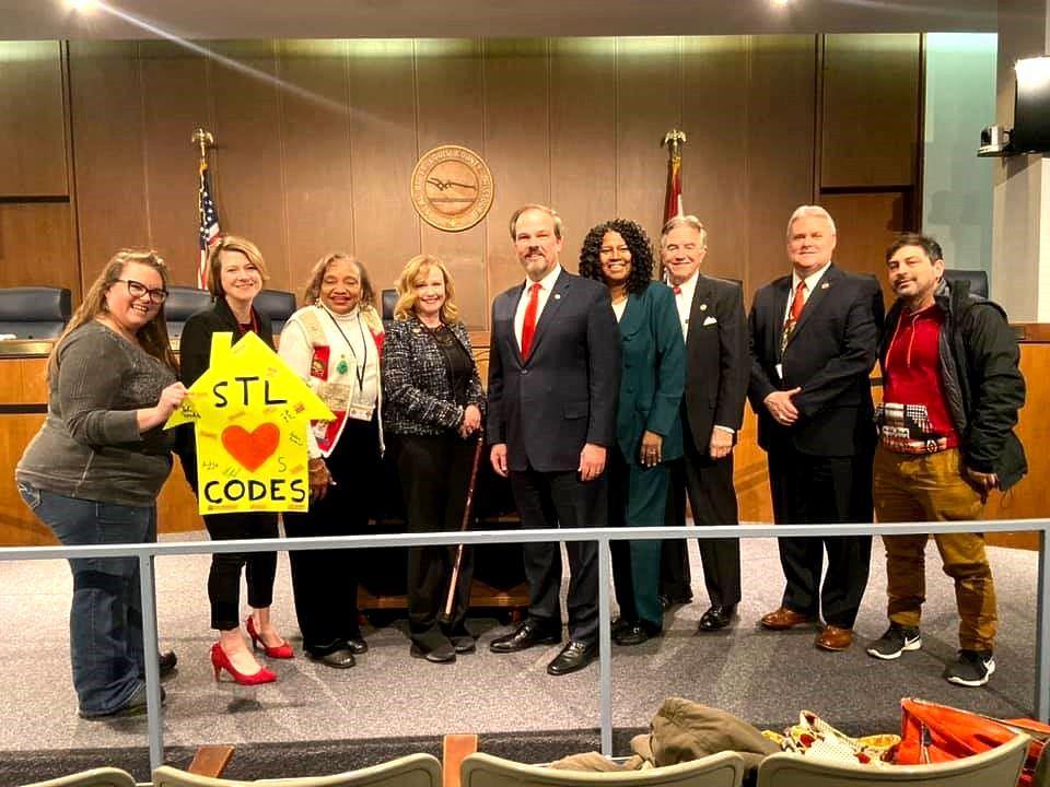 County updates building Code