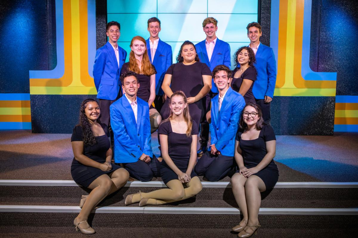 Musical Theater University Presents Front Row Center