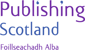 PS logo with gaelic