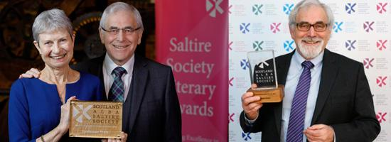 Sandstone with 2019 and 2014 Publisher of the Year awards