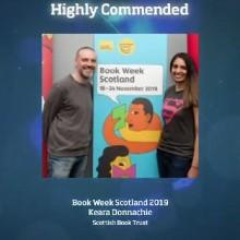 Scottish Book Trust Nibbies 2020