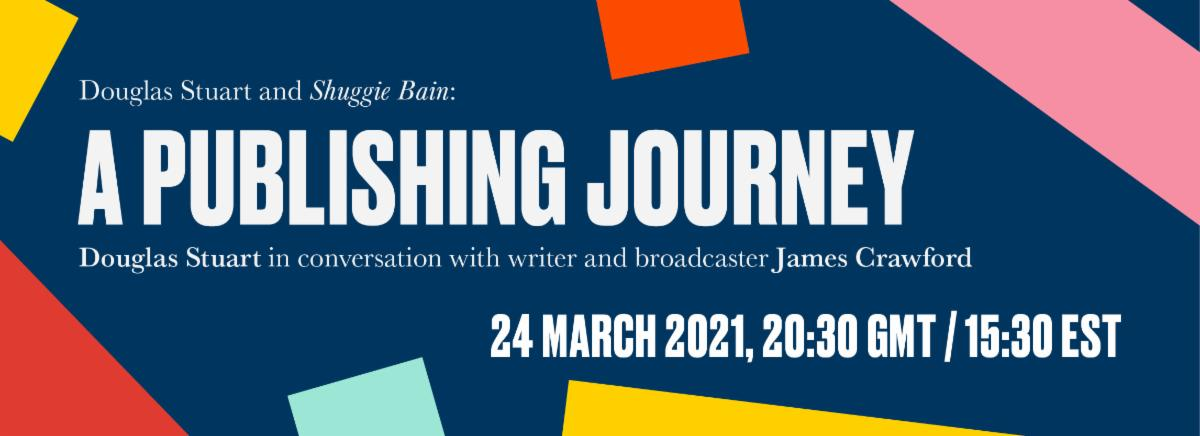 Douglas Stuart event 24 March 2021