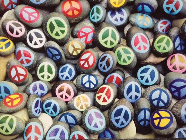 peace stones