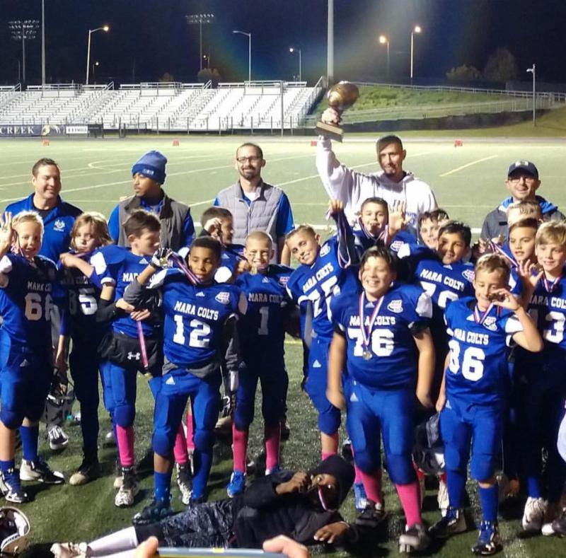 2018 JPW D3 Optimist Bowl Champs
