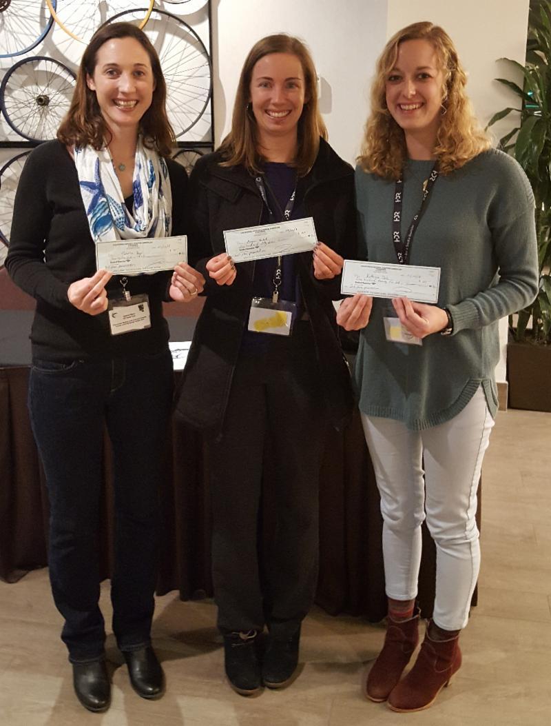 Student Award Winners 2018