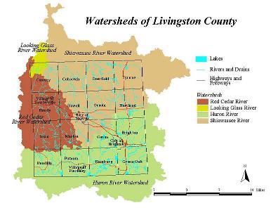 Livingston Map
