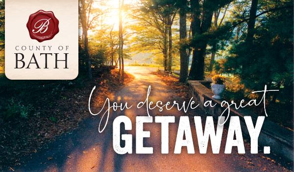 You deserve a great getaway