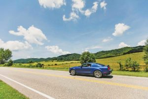 scenic drives in Bath County Virginia