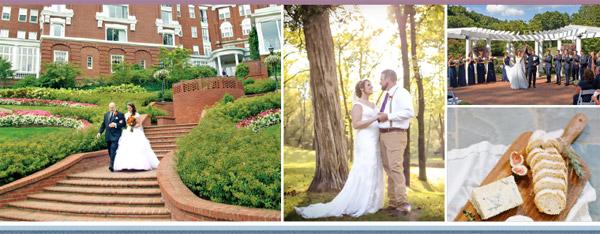 weddings in Bath County Va