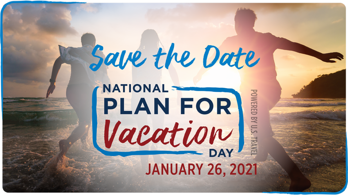 National Plan for Vacation 2021 Save the Date