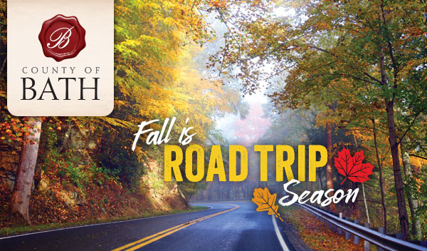 Fall is Road Trip Season