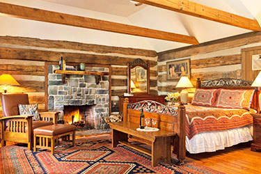 Cabin at Fort Lewis Lodge