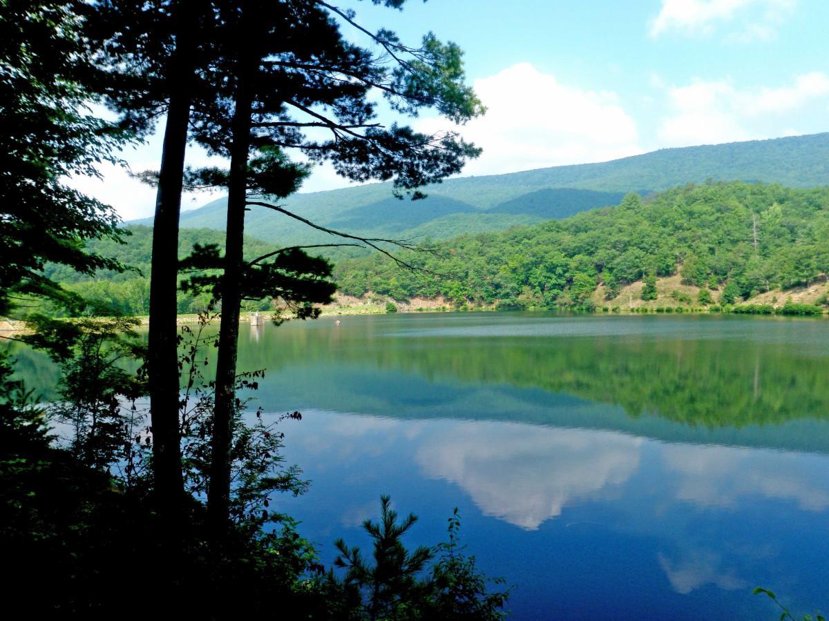 Douthat Lake
