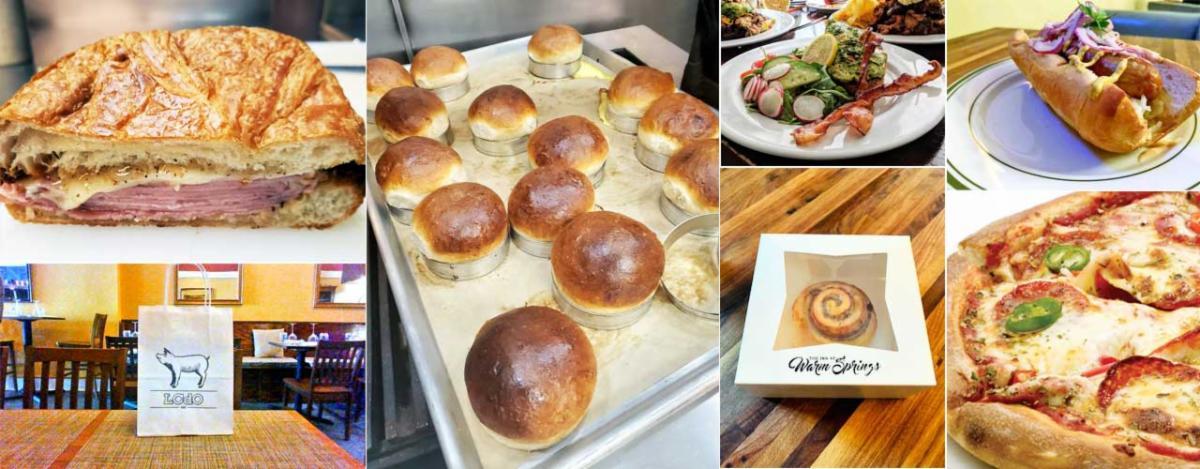 dining options in Bath County Va