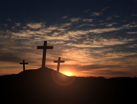 Lent 3 Crosses