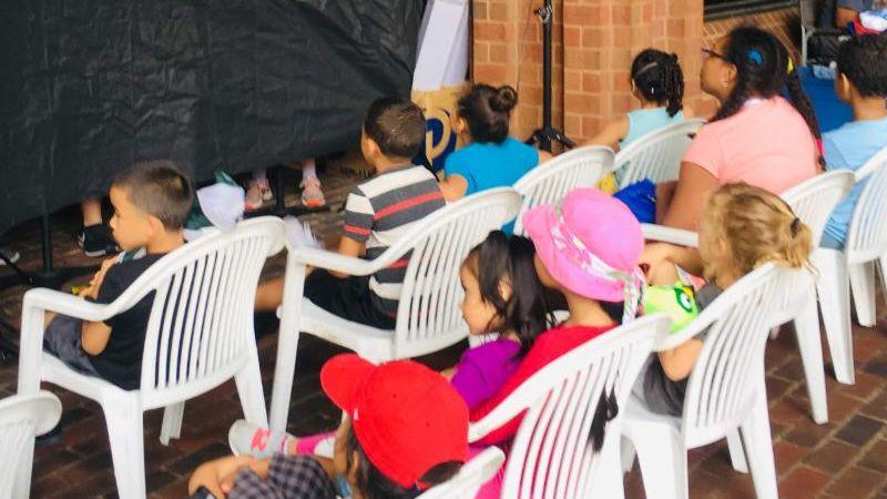 Kids Puppet Show