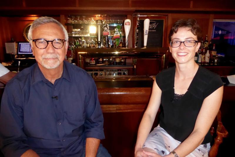 Heather Lynch interviewed by Steve Reiner of the Alda Center
