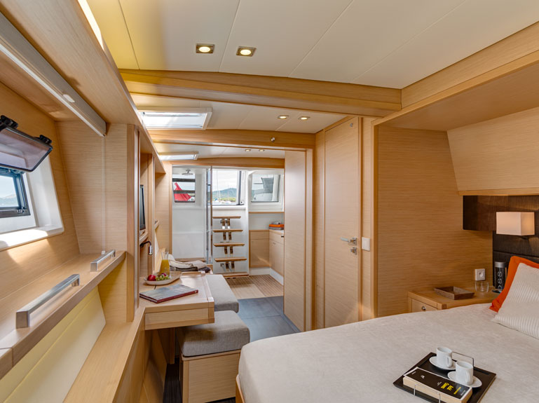 catamarans for charter
