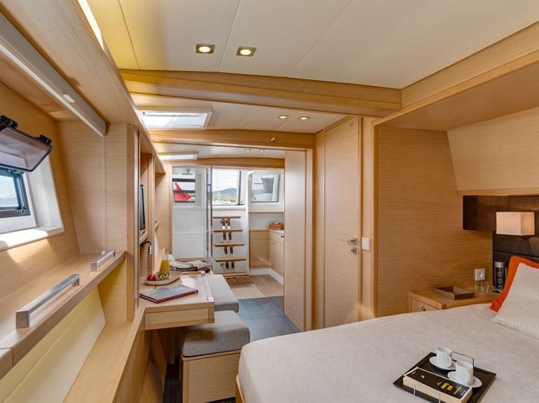 catamaran luxury