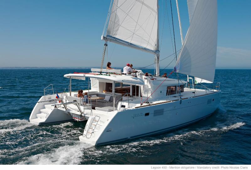 Charter Catamarans in Tortola, BVI