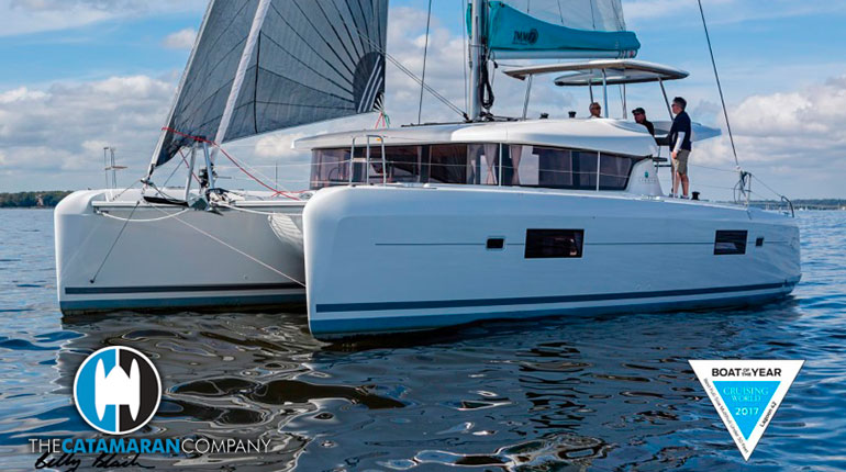 Charter The Award Winning Lagoon 42 - Get 20% Discount