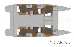 catamaran layout