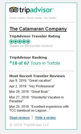 tripadvisor Catamaran vacations