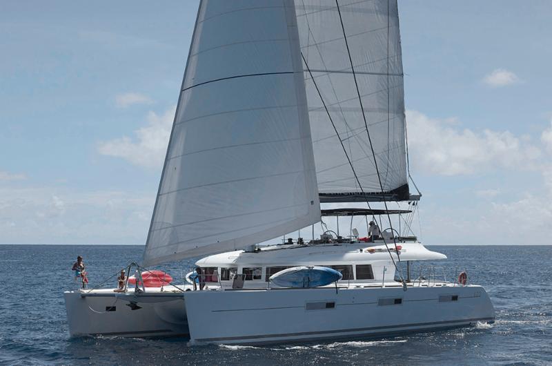 catamaran charters in the bvi