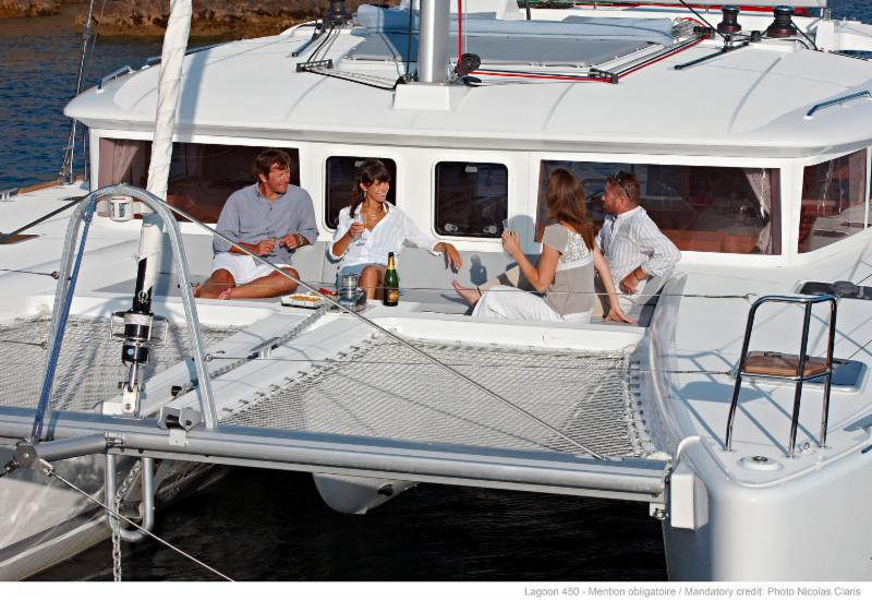 15% Discount Available aboard 2014 Lagoon 450