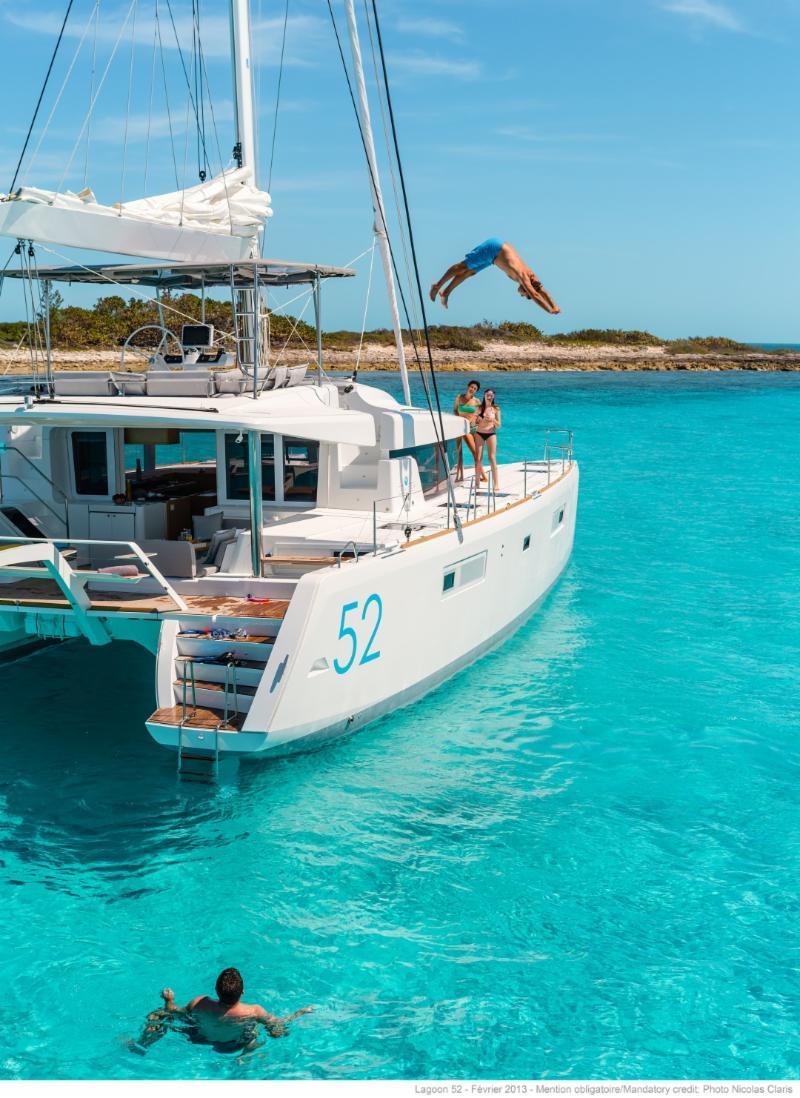 British Virgin Islands charters