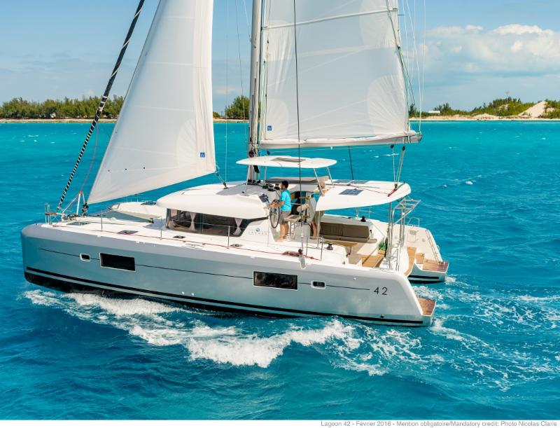 Browse TEN Catamarans available for sailing vacations from Marsh Harbor, Abaco's Bahamas