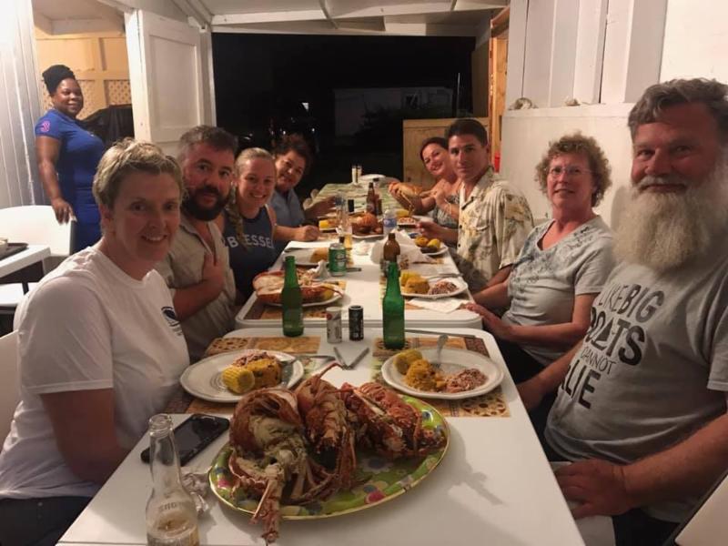BVI family vacation