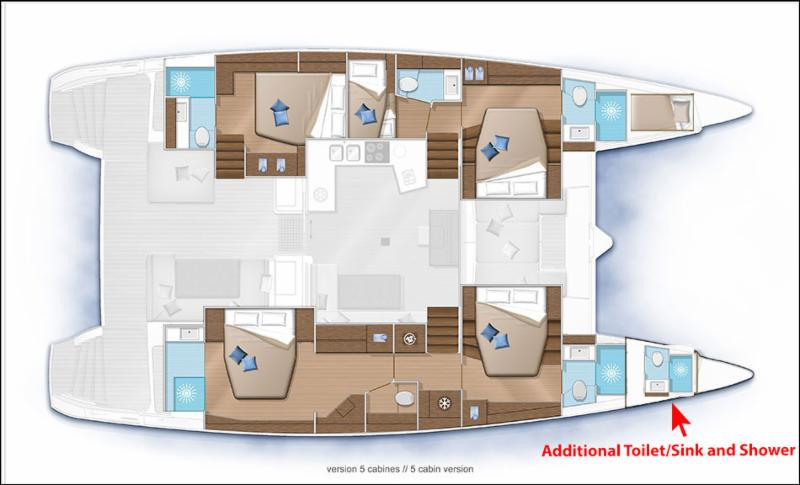 luxurious catamaran charter